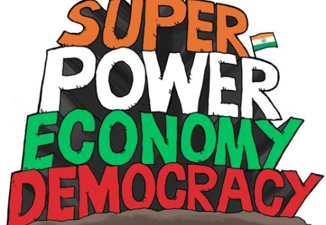 can india become a superpower essay